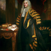 Henry Addington, 1st Viscount Sidmouth 1757-1844. Oil painting by Thomas Philips after John Singleton Copley. © Parliamentary Art Collection, WOA 2718. www.parliament.uk/art