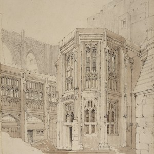 St Stephen's Chapter House. © Parliamentary Archives SAL/1