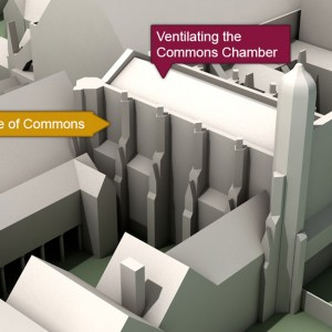The House of Commons Surroundings, 1707-1834